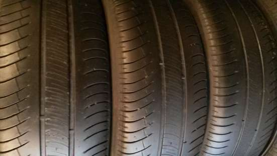 R16 215/60 Michelin Energy лето 3шт в Красноярске Фото 2