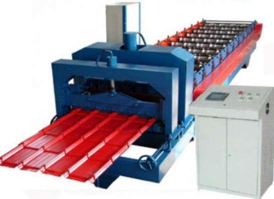 Оборудование для производства металочерепицы в Благовещенске Фото 1