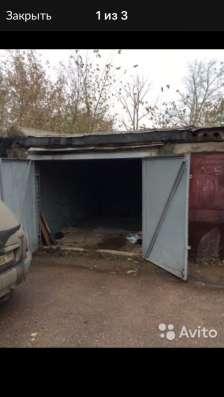 Кирпичный гараж в Уфе Фото 1