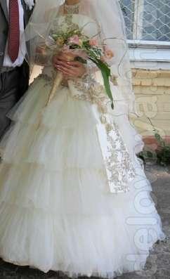 Свадебное платье. очень красивое. продам НЕДОРОГО и СРОЧНО!