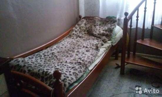 Эксклюзивная двух-ярусная кровать из массива дуба