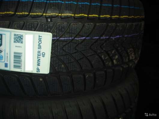 Новые Dunlop 295 40 R20 Winter Sport 4D MO MFS