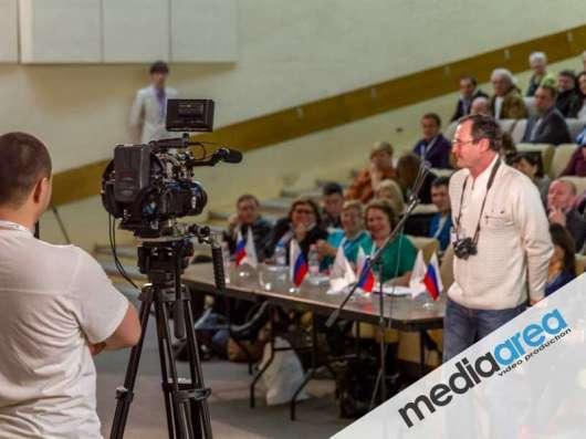 Профессиональная репортажная видеосъемка в формате Ultra HD