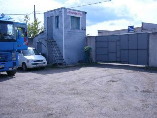 Производственно-складское помещение в Тихвине
