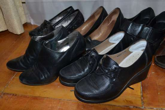 Туфли женские темные в Санкт-Петербурге Фото 2