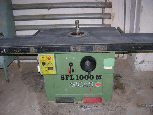 Фрезерный станок Sicar SFZ 1000H