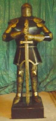 Рыцарь старого замка в Краснодаре Фото 2