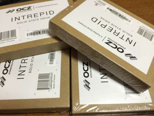 Продам серверные SSD диски в Москве Фото 4