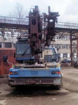 автокран KOMATSU LW 250-5