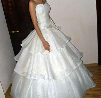 """свадебное платье """"Ангел"""""""