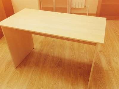 Стол прямой офисный 120*60*75 С6-12