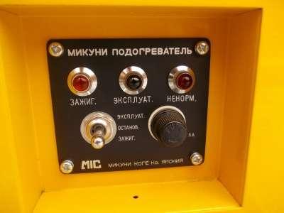 предпусковой подогреватель микуни MWH-5K