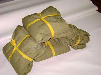 пологи брезентовые, тентовые, утепленные в Оренбурге Фото 3