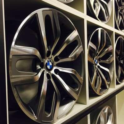 Диски R20 на BMW X5/X6 в Санкт-Петербурге Фото 4