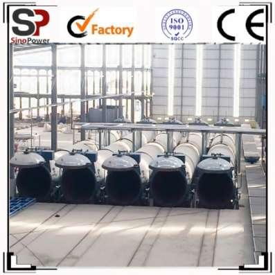 Оборудование для фиброцементной фасадной плиты