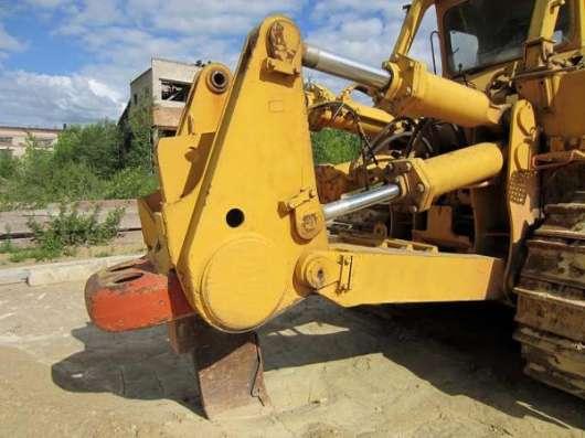 Бульдозер KOMATSU D355, 55 тонн, клык - 3 шт.
