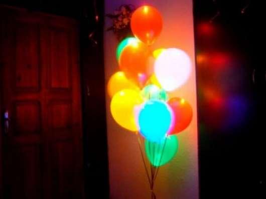 Воздушные шары на все случаи жизни.