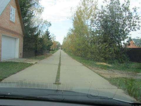 Участок 8 соток с домиком 30 кв. м. В деревне Булгаково