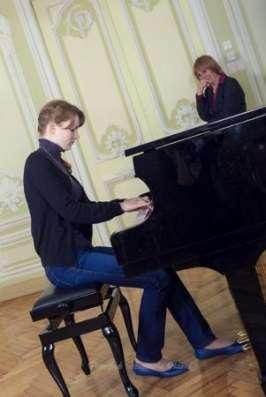 Фортепиано и сольфеджио (академическое пение)