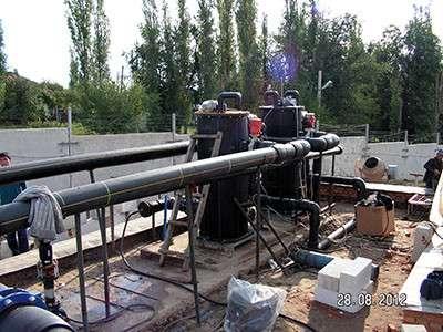 Фильтры полимерные для очистных сооружений в Ульяновске Фото 1