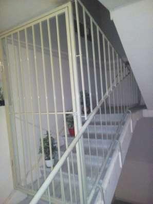 Металлические решётки на техэтажи в жилых домах