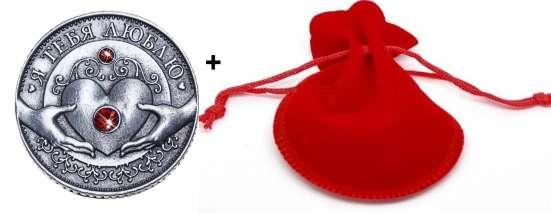 """Монета """"Я тебя люблю"""" в Перми Фото 2"""