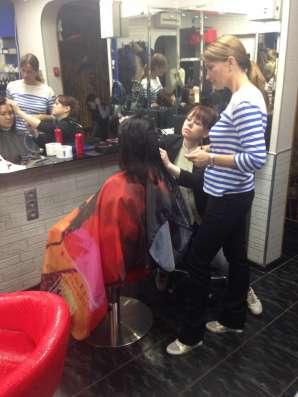 Курс повышения парикмахеровначинающих Москва,м. Домодовская Фото 3