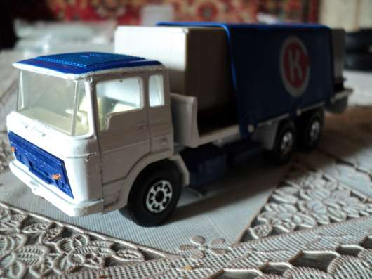 Масштабная модель автомобиля Pallet Truck