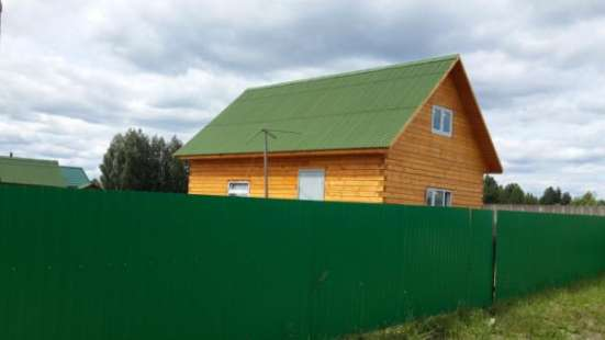 Продается новый дом срочно! Цена снижена!
