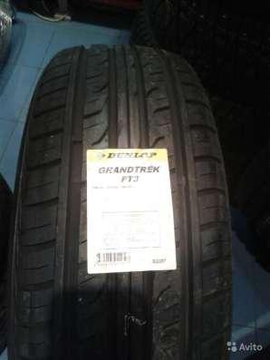 Новые шины дунлоп 265 60 R18 Grandtrek AT20