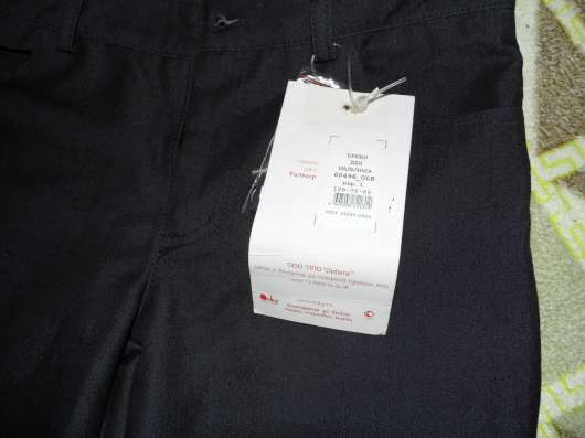 Новые брюки школьные фирма Орби (orby) для полненького мальч в Москве Фото 1