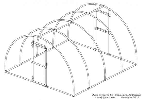 Проектирование тепличных комплексов в Подольске Фото 2