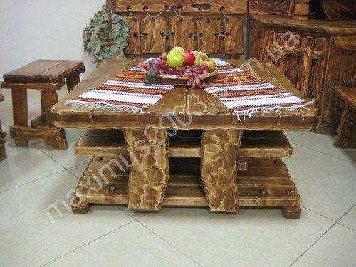 Мебель для дома в деревенском стиле в Екатеринбурге Фото 2