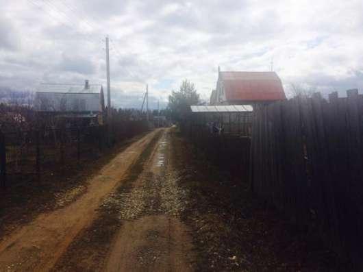 Продается земельный участок 7 соток в СНТ «Дружба» (вблизи дер. Аникино) Можайский р-он, 86 км от МКАД по Минскому шоссе. Фото 1