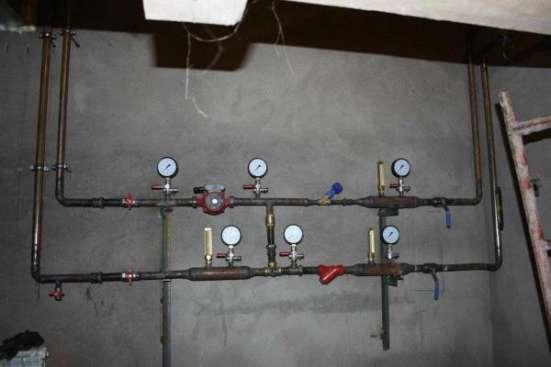 Ремонт и установка элеваторных узлов.