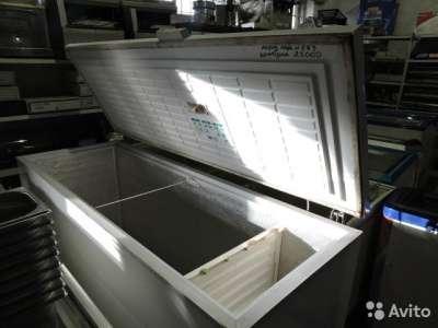 торговое оборудование Морозильный ларь Б/У 1000