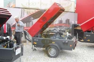 Дизельные компрессоры Chicago Pneumatic в Краснодаре Фото 3