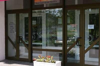 Двери алюминиевые в Сочи Фото 3