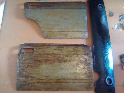 Железо кузовное ВАЗ 2104(05,07)