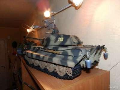 Радиоуправляемый танк Taigen KingTiger H в Санкт-Петербурге Фото 3