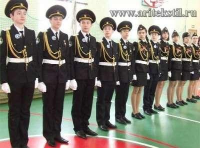 кадетская парадная форма китель кадетов aritekstil ari форма кадетов в г. Нефтеюганск Фото 4