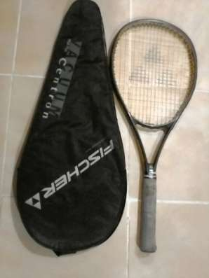 Fisher  Krune - рокетки теннисные (2 шт)