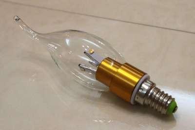 Светодиодные лампы Jazzway Clear