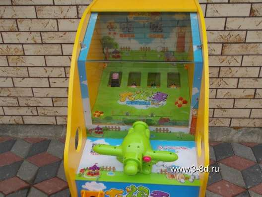 Детский игровой автомат, аттракцион Охотник в Москве Фото 1