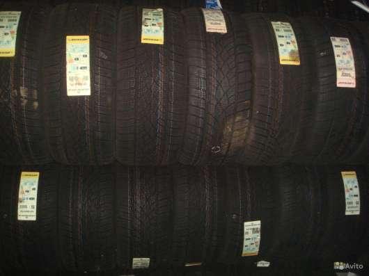 Новые Dunlop 245/45 R18 Winter Sport 3Dx ROF в Москве Фото 3