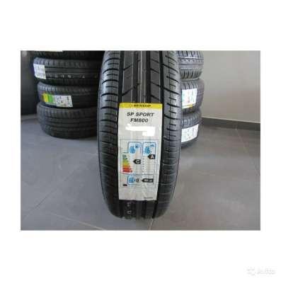 Новые комплекты Dunlop 215/45 R17 SP Sport FM800