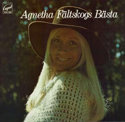 Agnetha Fältskog – Agnetha Fältskogs Bästa (ABBA)