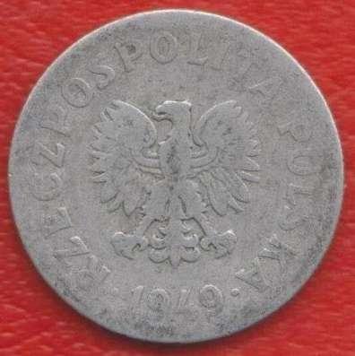 Польша 50 грош 1949 г в Орле Фото 1