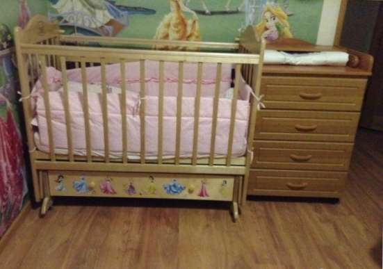 Детская кроватка в Москве Фото 1