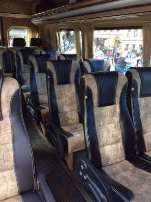 Заказ микроавтобусов / автобусов 5-8-19- мест